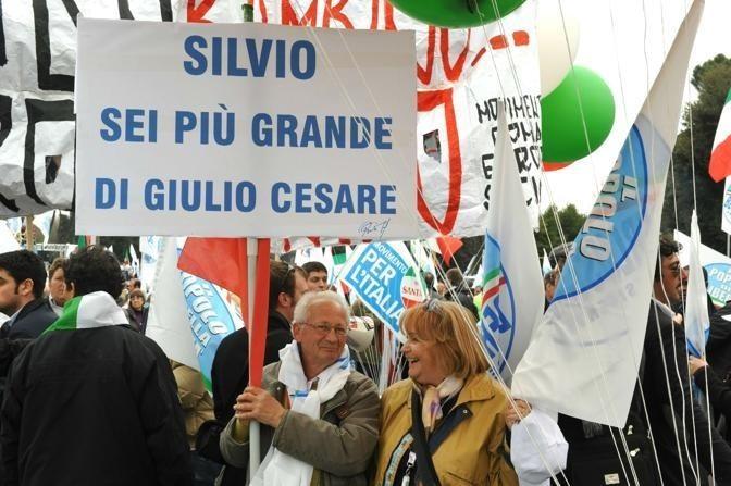 Silvio dimissioni