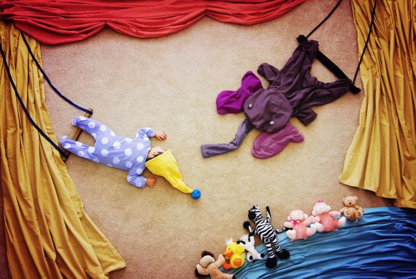 Mamma-creativa-circo