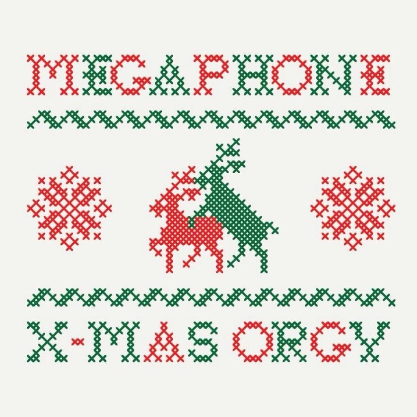 Megaphone Xmas Orgy
