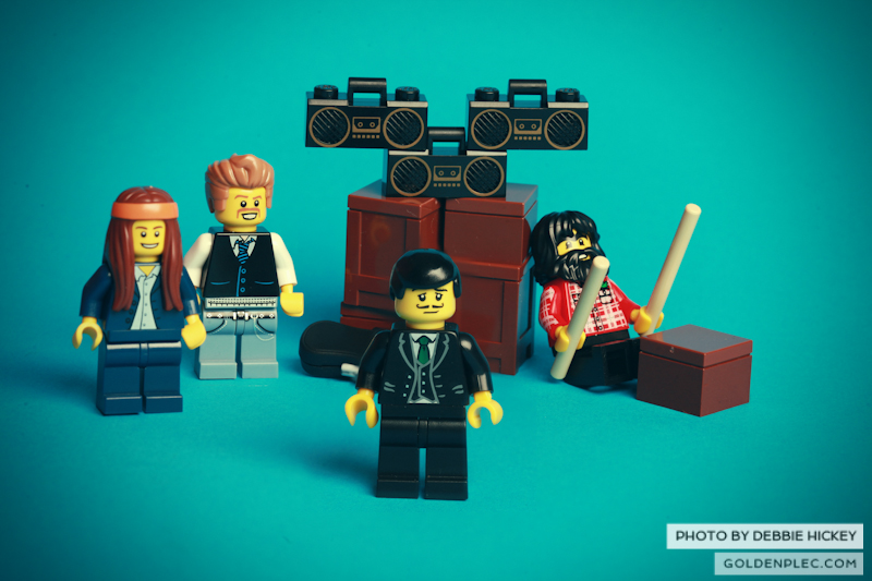 Lego in musica.