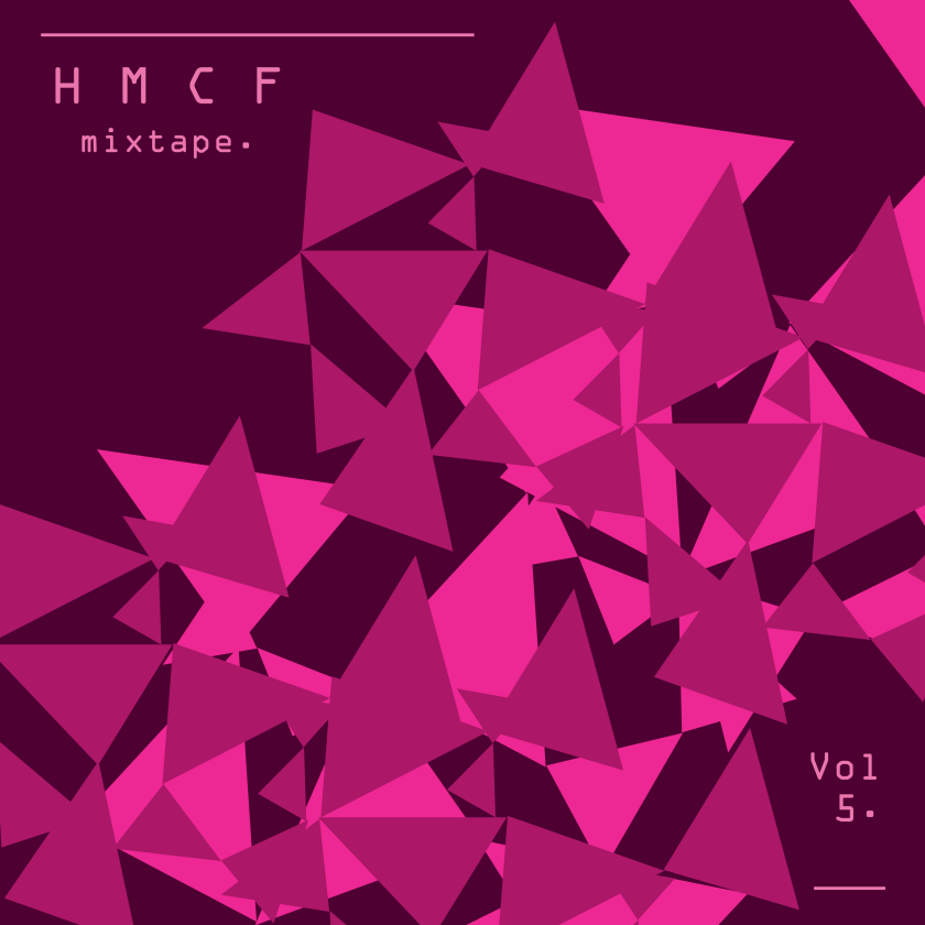 Collettivo HMCF - HMCF Mixtape Vol.5 - cover