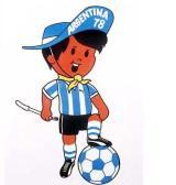 mascotte argentina 1978