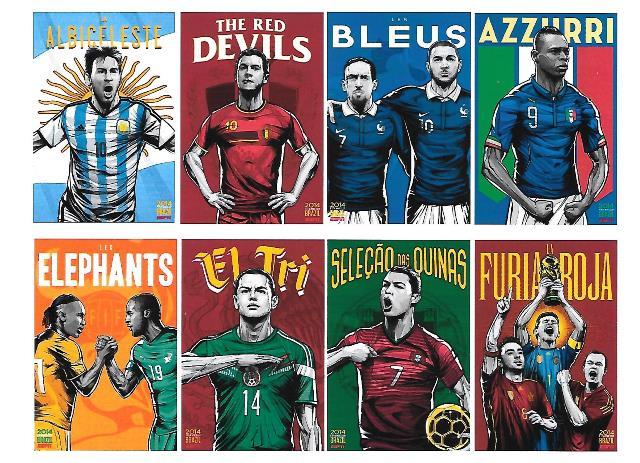 ESPN - Poster Mondiali 2014