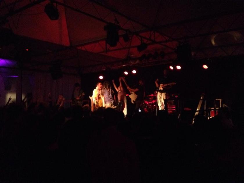 Gazebo Penguins@Bolognetti Rock - Live Report