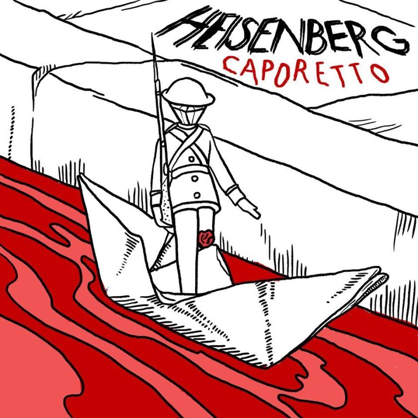 "Heisenberg -  Caporetto 7"""