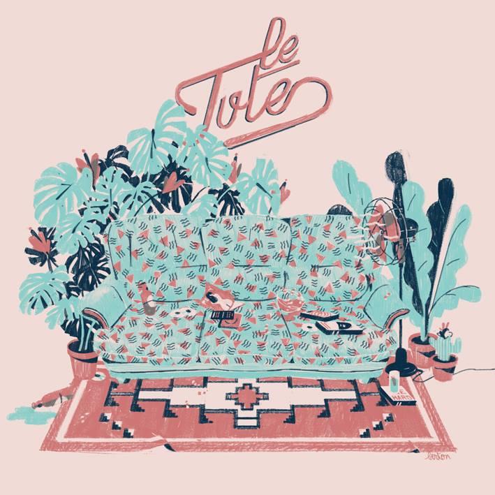 Le Tute - Le Tute EP