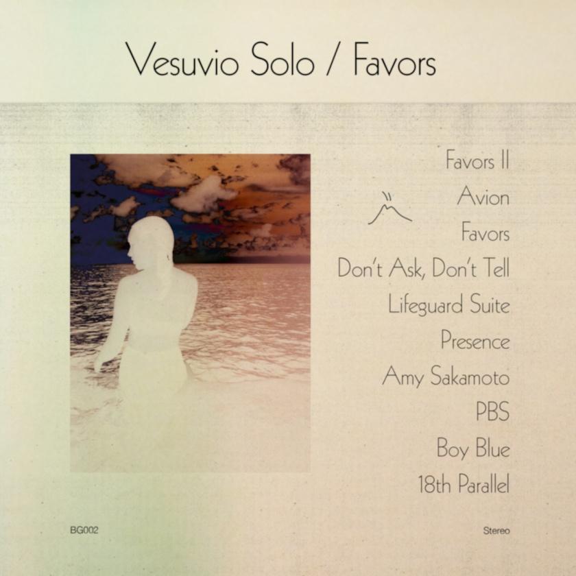 Vesuvio Solo - Favors