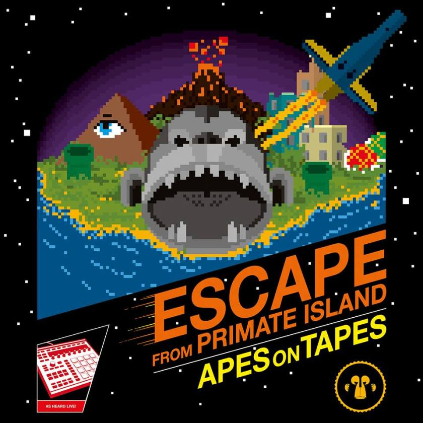 Apes On Tapes - Escape From Primate Island