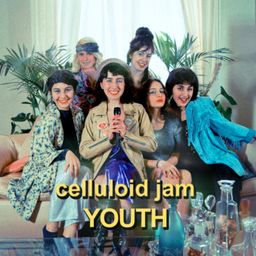 Celluloid Jam - Youth EP