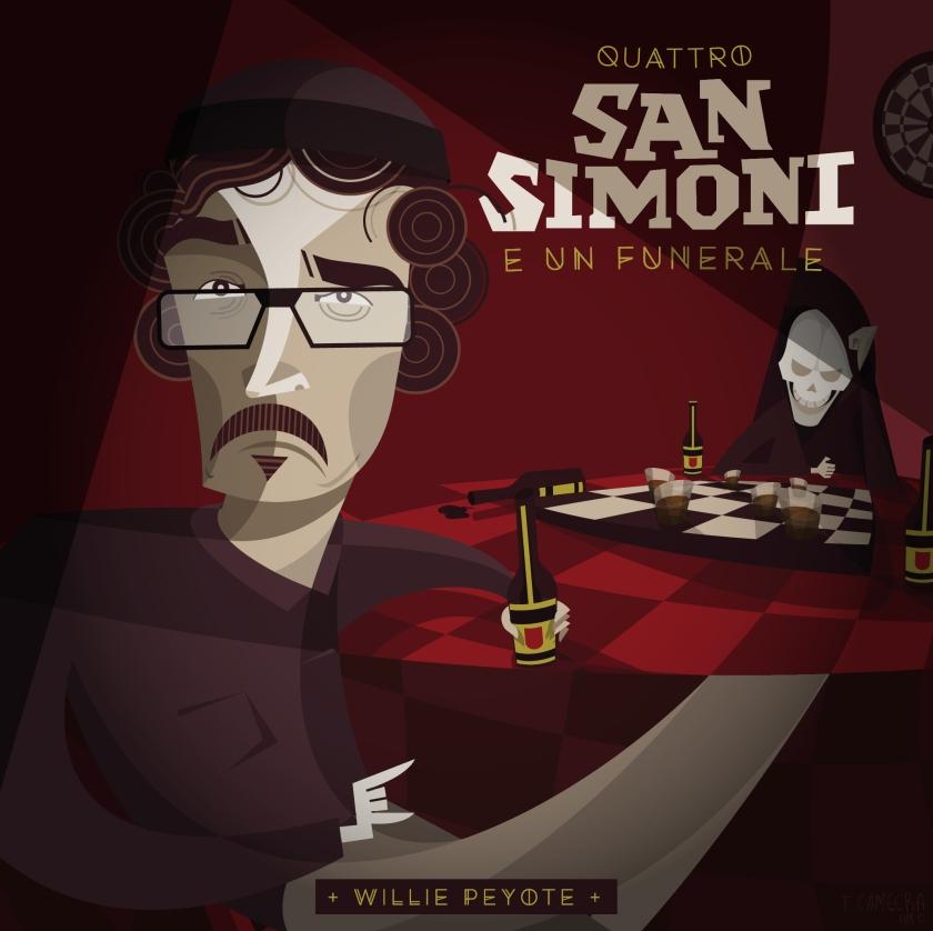 Willie Peyote - Quattro San Simoni e un funerale