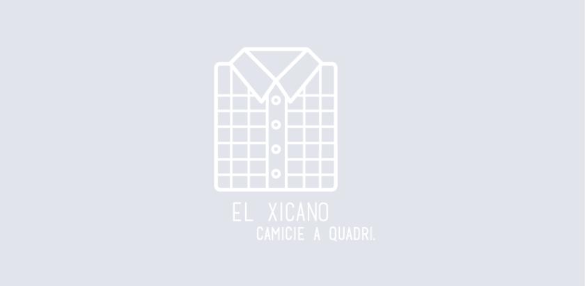 Camicie a quadri w/El Xicano