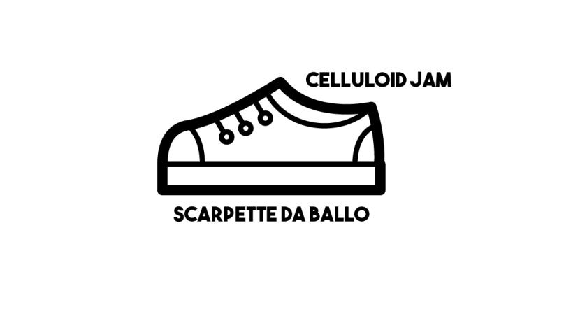 Scarpette da ballo w/Celluloid Jam